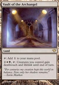 Vault of the Archangel - Dark Ascension