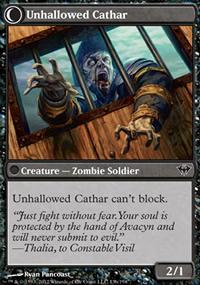 Unhallowed Cathar - Dark Ascension