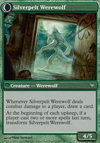 Silverpelt Werewolf - Dark Ascension