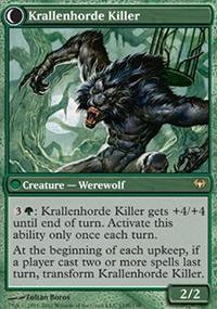 Krallenhorde Killer - Dark Ascension