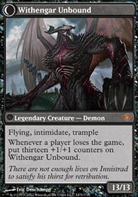 Withengar Unbound - Dark Ascension