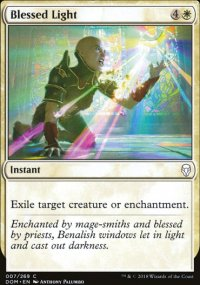 Blessed Light - Dominaria