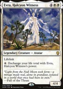 Evra, Halcyon Witness - Dominaria