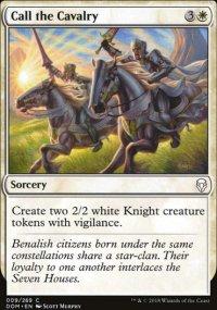 Call the Cavalry - Dominaria