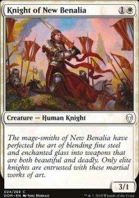 Knight of New Benalia - Dominaria