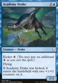 Academy Drake - Dominaria