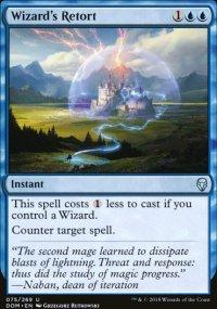 Wizard's Retort - Dominaria