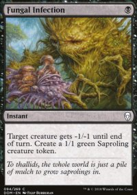 Fungal Infection - Dominaria