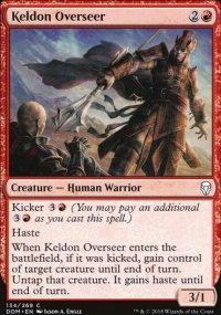 Keldon Overseer - Dominaria