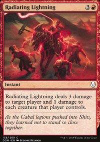 Radiating Lightning - Dominaria