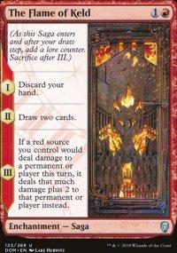 The Flame of Keld - Dominaria