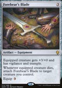 Forebear's Blade - Dominaria