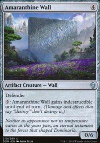 Amaranthine Wall - Dominaria
