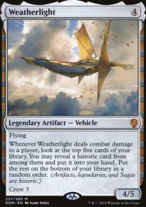 Weatherlight - Dominaria