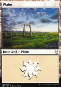 Plains 4 - Dominaria