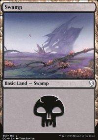 Swamp 2 - Dominaria