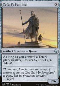 Teferi's Sentinel - Dominaria