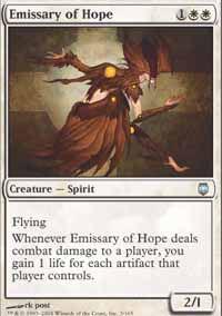 Emissary of Hope - Darksteel