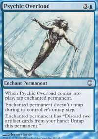 Psychic Overload - Darksteel