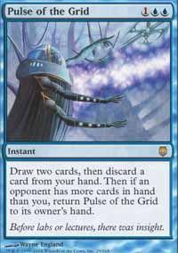 Pulse of the Grid - Darksteel