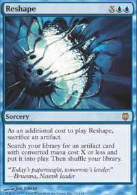 Reshape - Darksteel