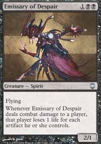 Emissary of Despair - Darksteel