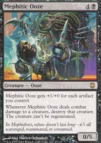 Mephitic Ooze - Darksteel