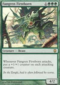 Fangren Firstborn - Darksteel