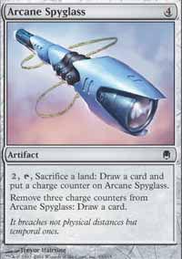 Arcane Spyglass - Darksteel