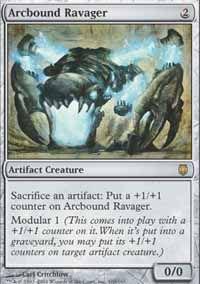 Arcbound Ravager - Darksteel