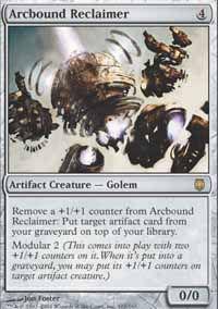 Arcbound Reclaimer - Darksteel