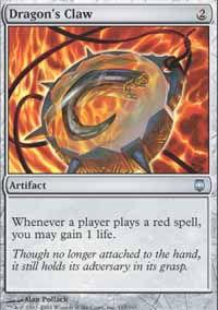 Dragon's Claw - Darksteel