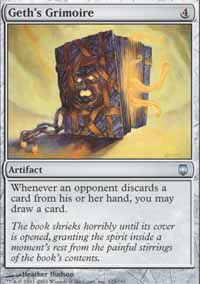 Geth's Grimoire - Darksteel
