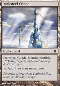 Darksteel Citadel - Darksteel