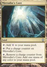 Mirrodin's Core - Darksteel