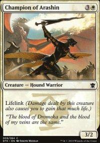 Champion of Arashin - Dragons of Tarkir