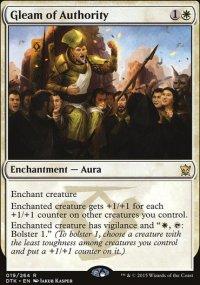 Gleam of Authority - Dragons of Tarkir
