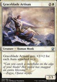 Graceblade Artisan - Dragons of Tarkir