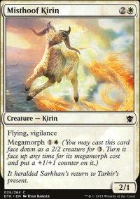 Misthoof Kirin - Dragons of Tarkir