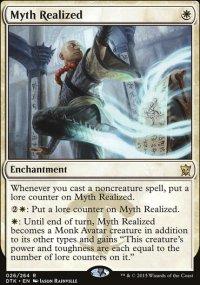 Myth Realized - Dragons of Tarkir