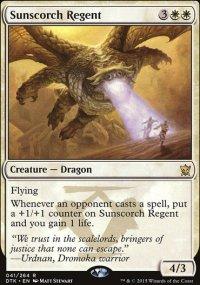 Sunscorch Regent - Dragons of Tarkir