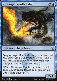Silumgar Spell-Eater - Dragons of Tarkir