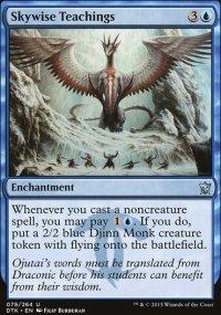 Skywise Teachings - Dragons of Tarkir