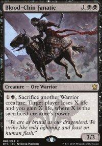 Blood-Chin Fanatic - Dragons of Tarkir