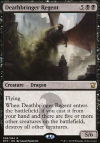 Deathbringer Regent - Dragons of Tarkir