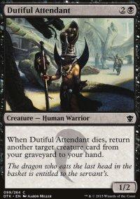 Dutiful Attendant - Dragons of Tarkir