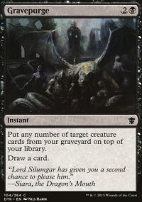 Gravepurge - Dragons of Tarkir