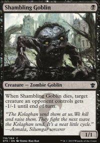 Shambling Goblin - Dragons of Tarkir
