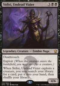 Sidisi, Undead Vizier - Dragons of Tarkir