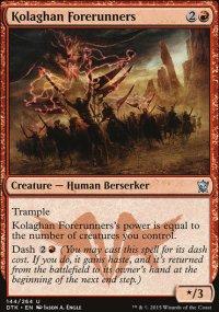 Kolaghan Forerunners - Dragons of Tarkir